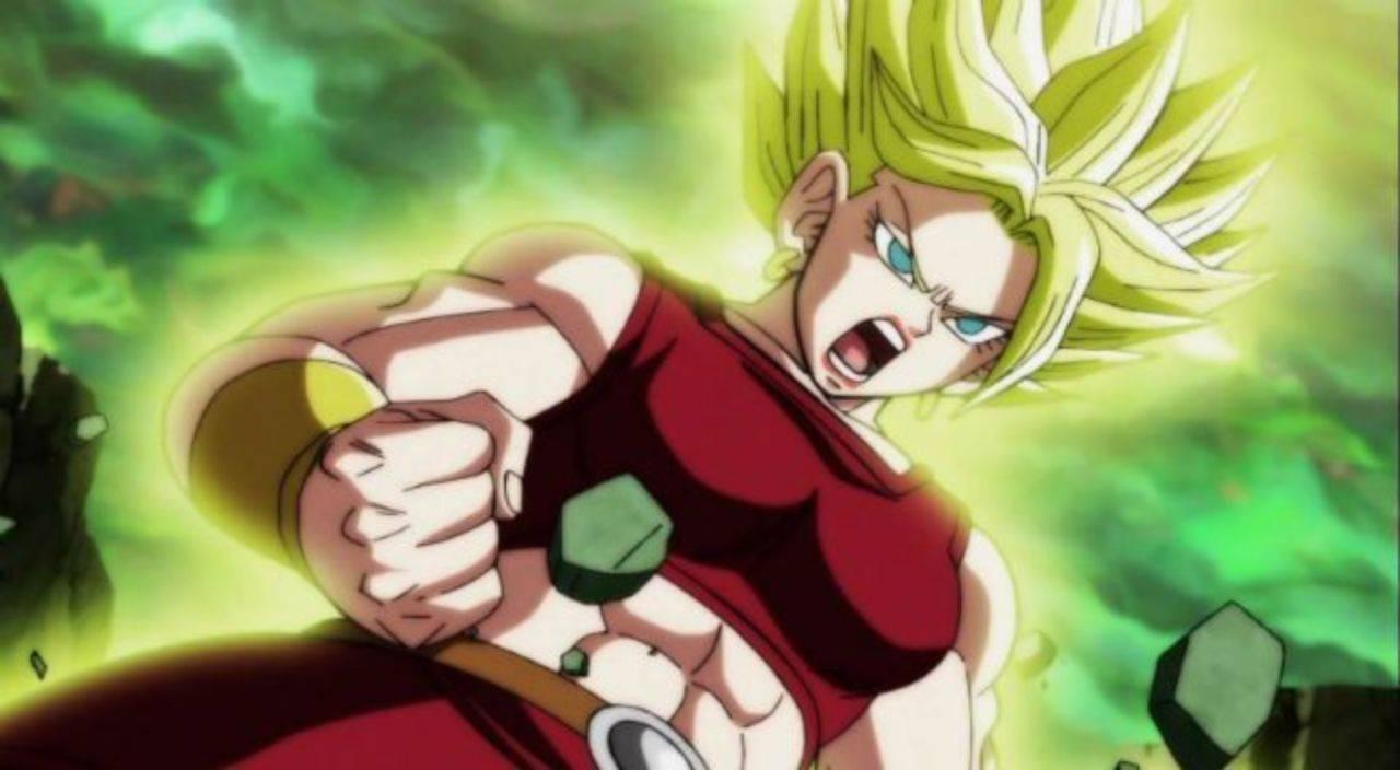 Dragon Ball Super Cual Es La Relacion Entre Broly Y Kale