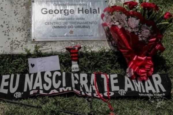 En medio de la tragedia de Flamengo habló uno de los sobrevivientes /Imagen:Twitter