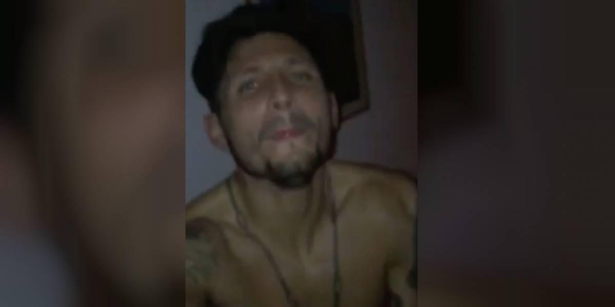 Filtran video sexual de un futbolista de la Serie A