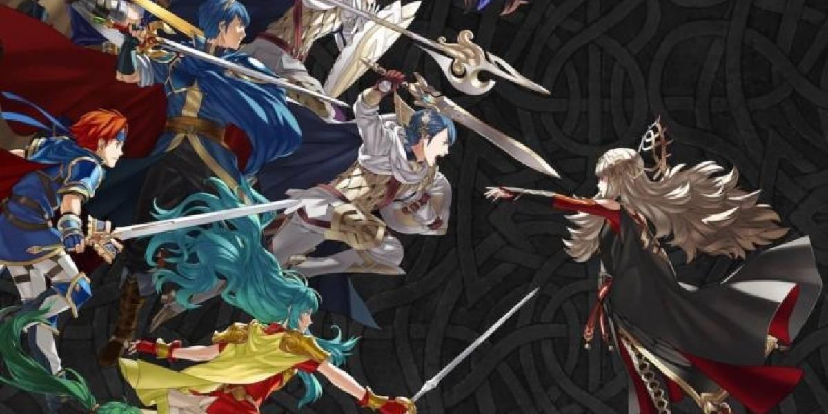 Nintendo lanza Fire Emblem Heroes de forma oficial en América Latina