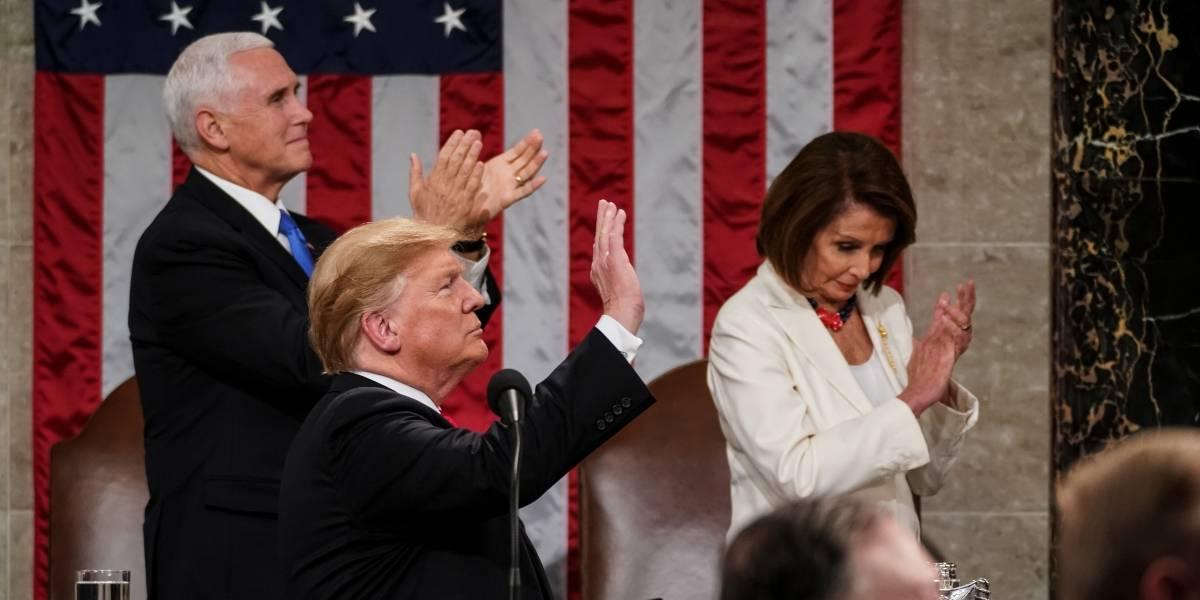 Discurso de Trump despierta memes y controversias