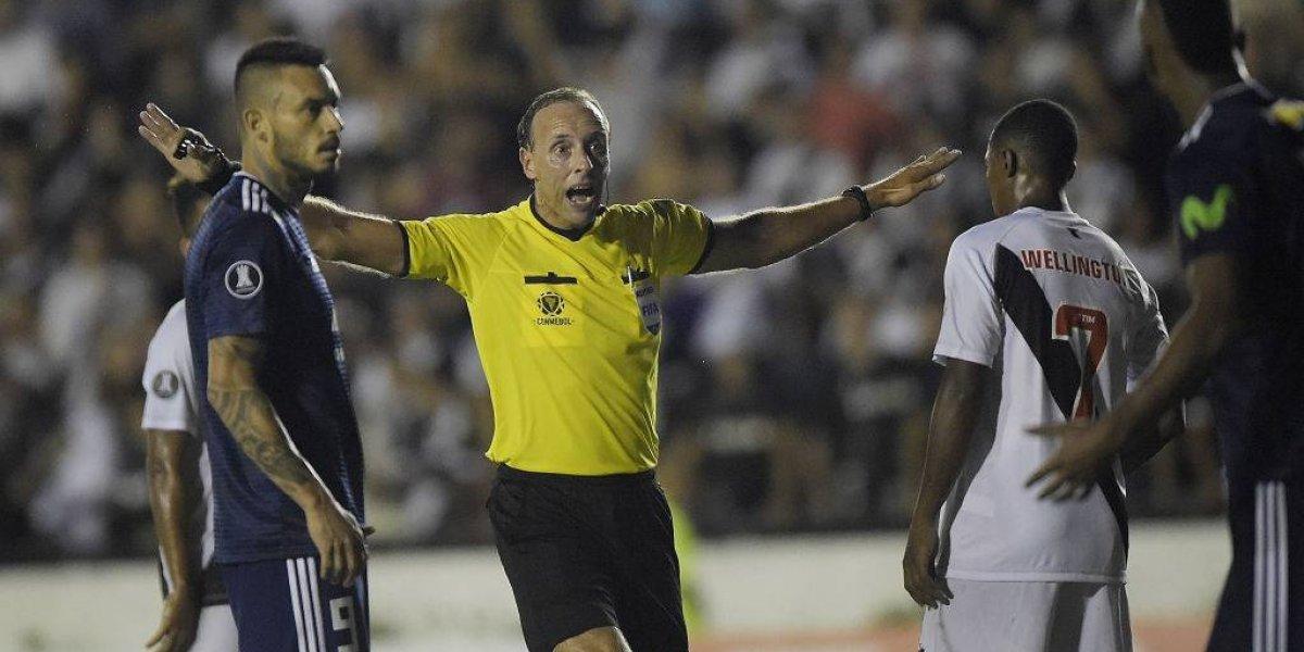 La U y Palestino ya tienen árbitros confirmados para sus revanchas en Copa Libertadores