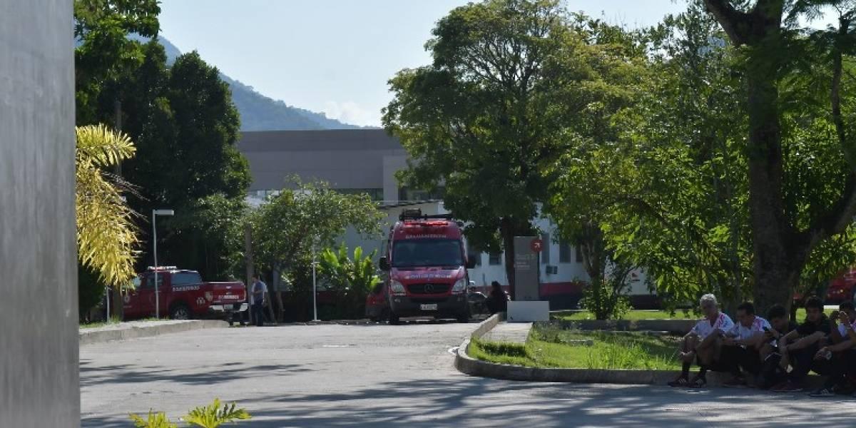 Diez muertos en incendio de centro de jóvenes futbolistas en Brasil