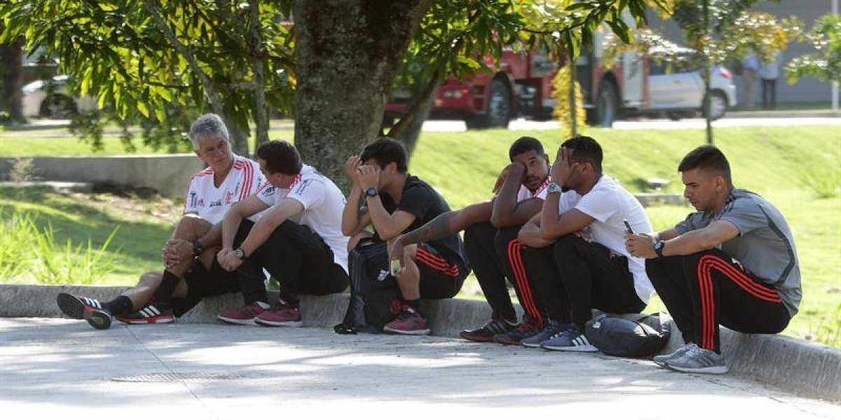 Jugador tomó una decisión que le salvó la vida de la tragedia del Flamengo