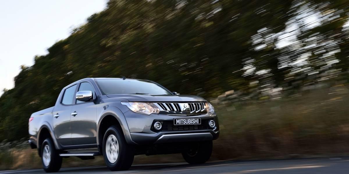 La camioneta L200 vuelve a ser el vehículo más vendido de Chile