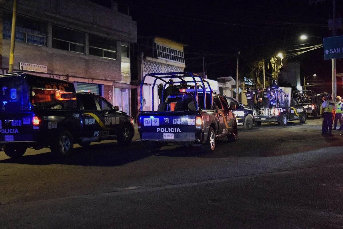Linchamiento en Xochimilco Cuartoscuro