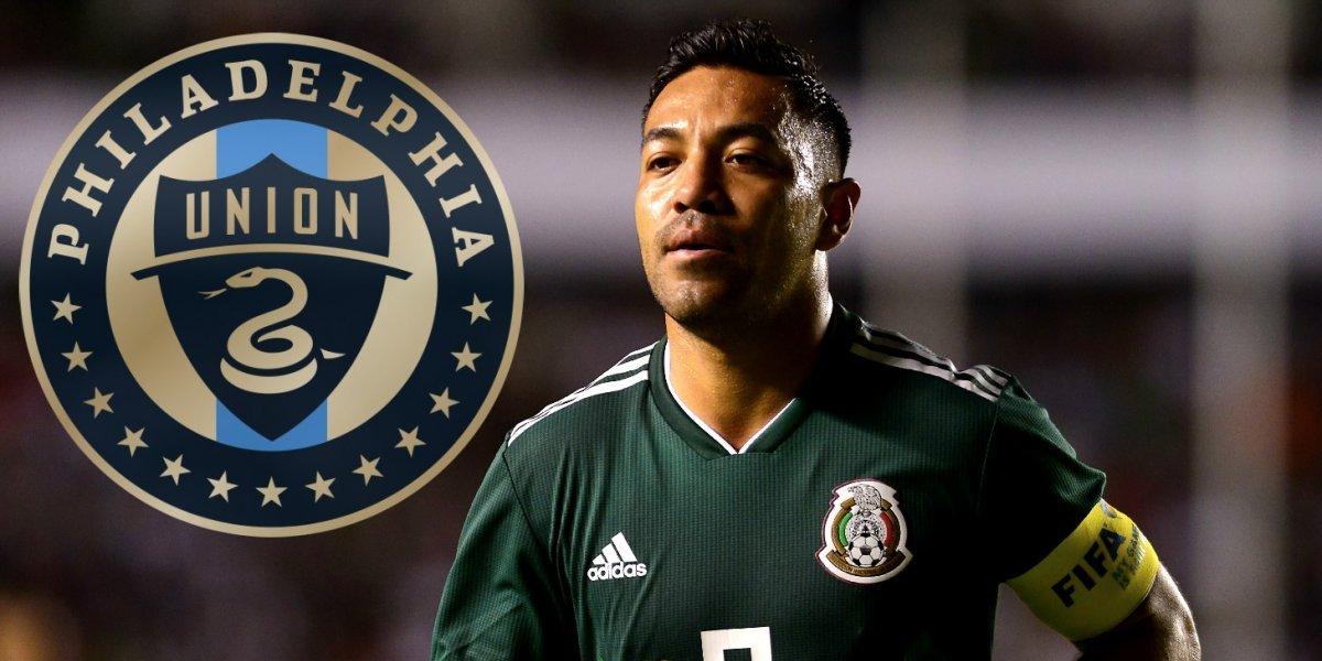 OFICIAL: Marco Fabián llega a la MLS con el Philadelphia Union