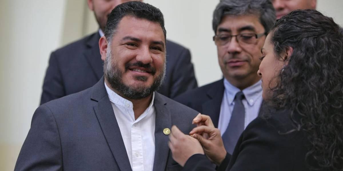 """Reconocen a Ministro de Ambiente, Alfonso Alonzo, como """"Agrónomo Honorario"""""""