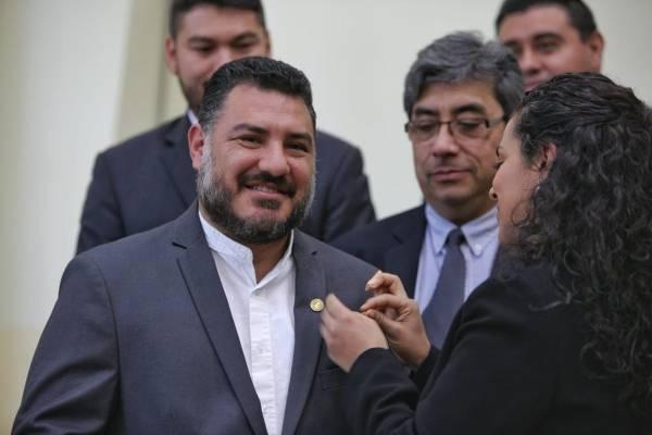 ministro de Ambiente, Alfonso Alonzo