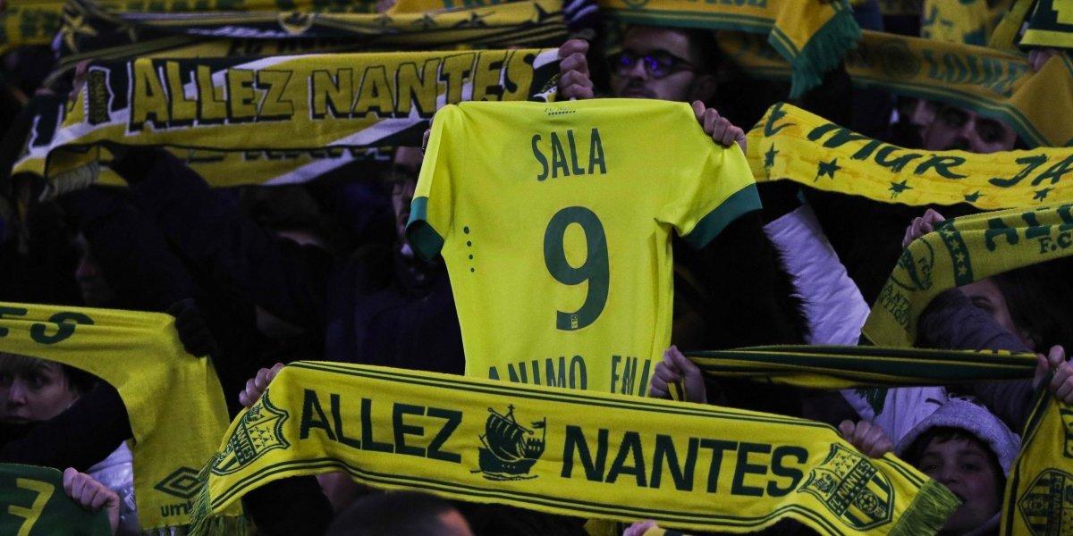 El enorme gesto que tendrá el Nantes con Sala para la eternidad