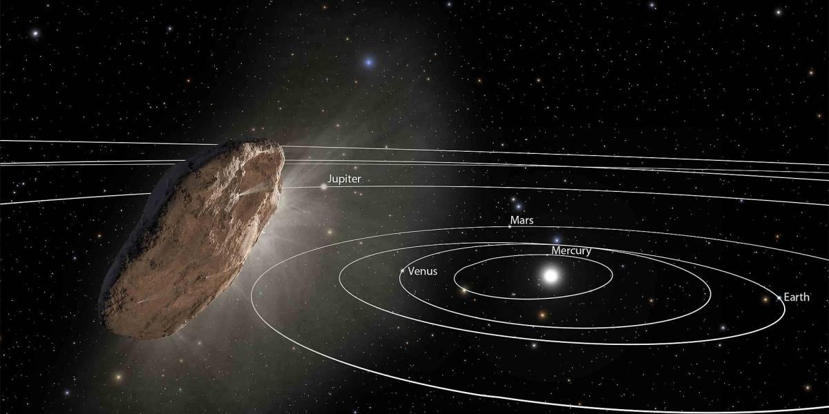Científico de Harvard dice que supuesta nave extraterrestre estaría cerca de la Tierra