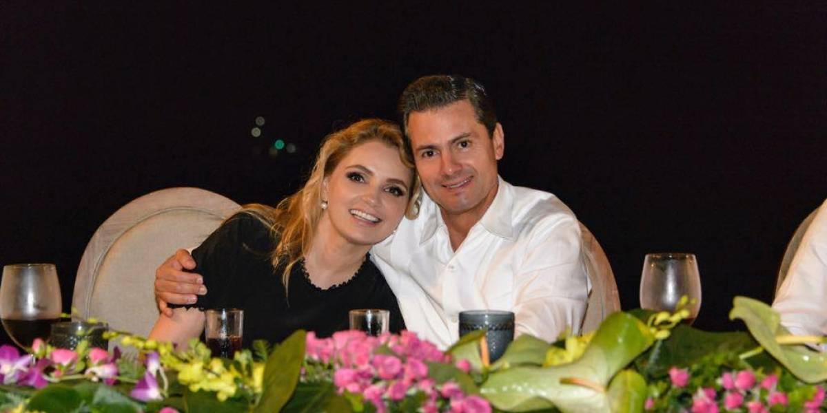 Esposa de Peña Nieto confirma su divorcio con emotivo mensaje