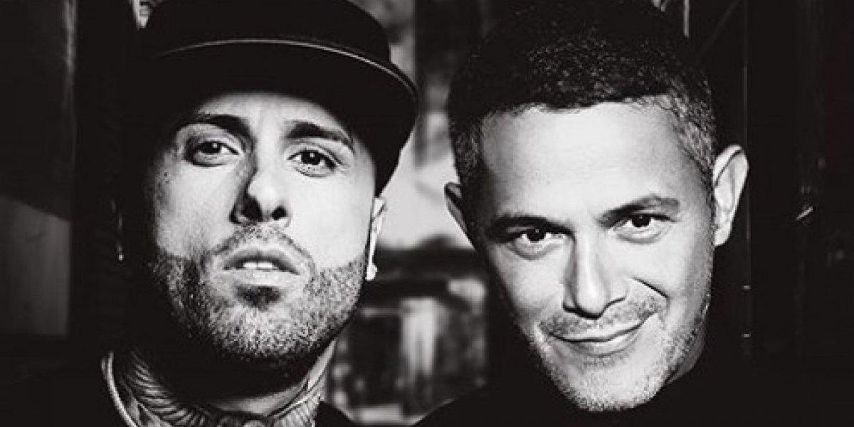 """Alejandro Sanz estrena """"Back in the city"""" junto a Nicky Jam"""