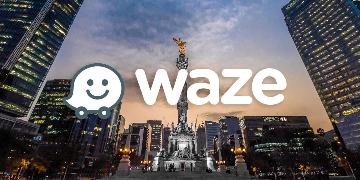 Waze firma alianza con gobierno de la Ciudad de México para eliminar el tráfico