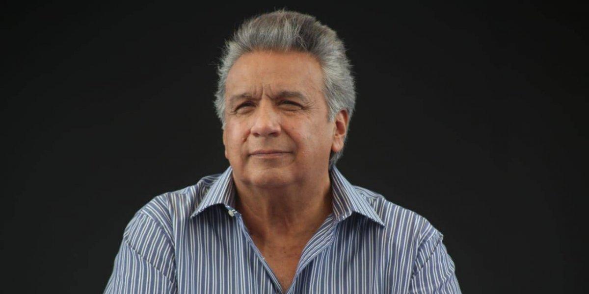 Lenín Moreno invitó a Guaidó a Ecuador para que reciba respaldo popular