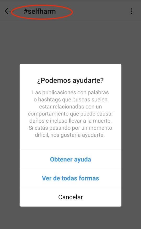 Facebook e Instagram implementarán una nueva política sobre publicaciones depresivas en sus plataformas