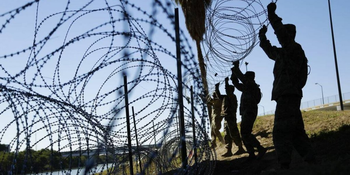 Nuevo México retira tropas de frontera sur de EU