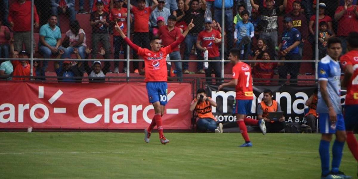 Othoniel Arce no seguirá con Municipal y ya tiene nuevo equipo