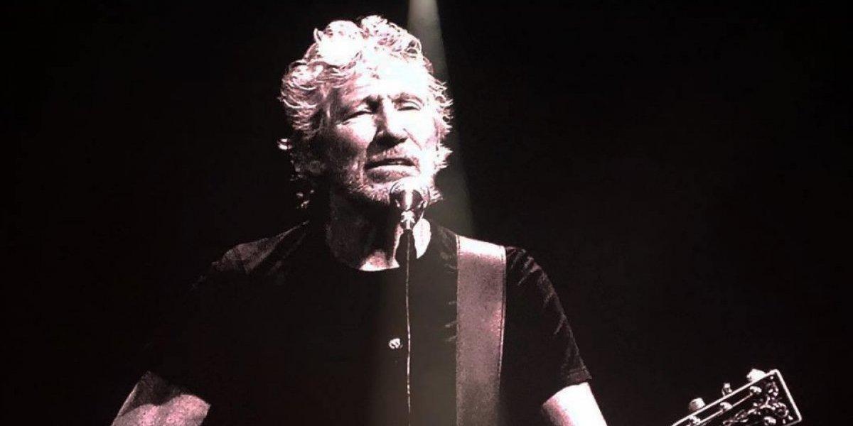 Roger Waters revela su posición sobre situación en Venezuela