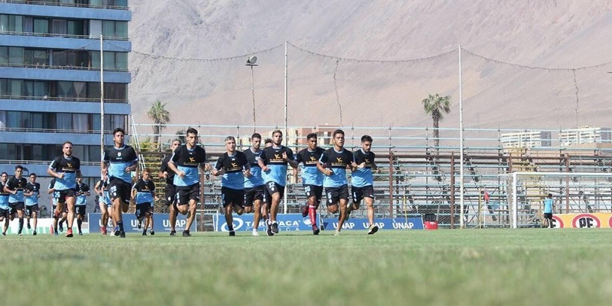 """Deportes Iquique suspendió su """"Tarde Celeste"""" por las fuertes lluvias que complican al norte"""