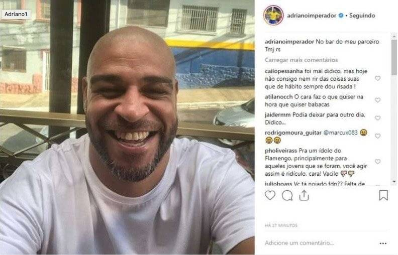 Adriano Instagram Adriano Instagram