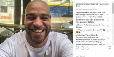 Adriano Instagram