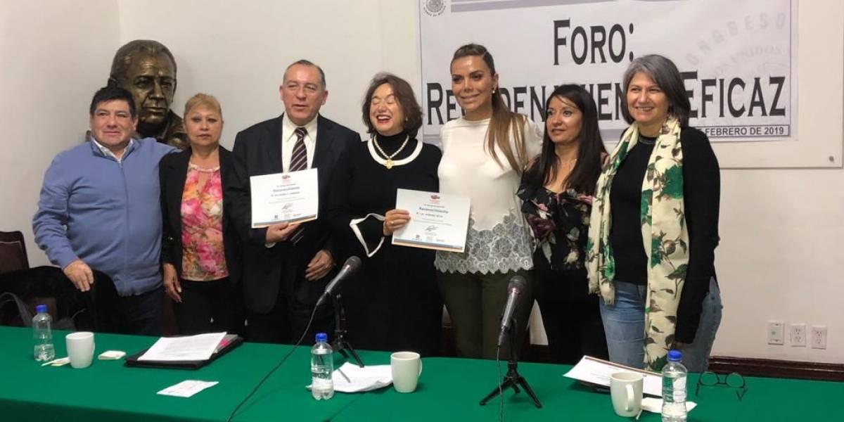 Realizan foro en Congreso de la CDMX sobre comercio ambulante