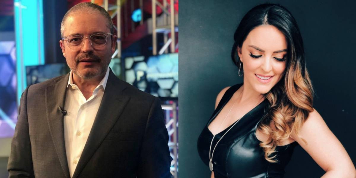 Las disculpas de Gerardo Velázquez a Patty López tras hablar de sus pechos