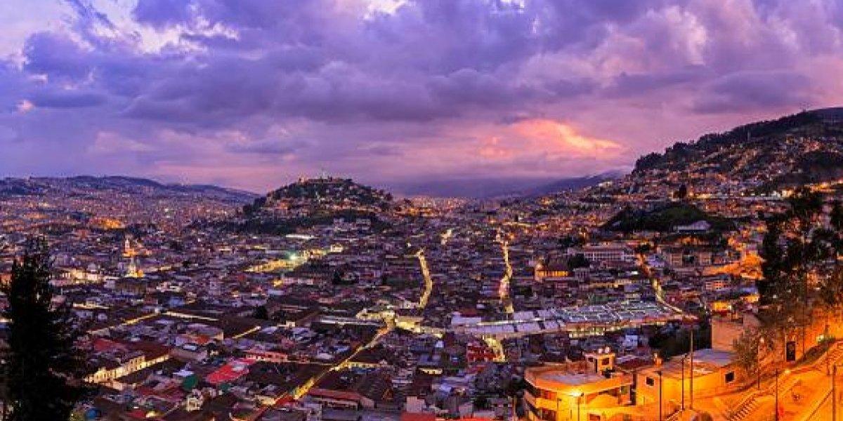 Llegada de turistas extranjeros a Quito subió en 6,1 por ciento en 2018