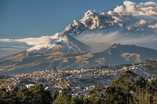 Quito Getty Images