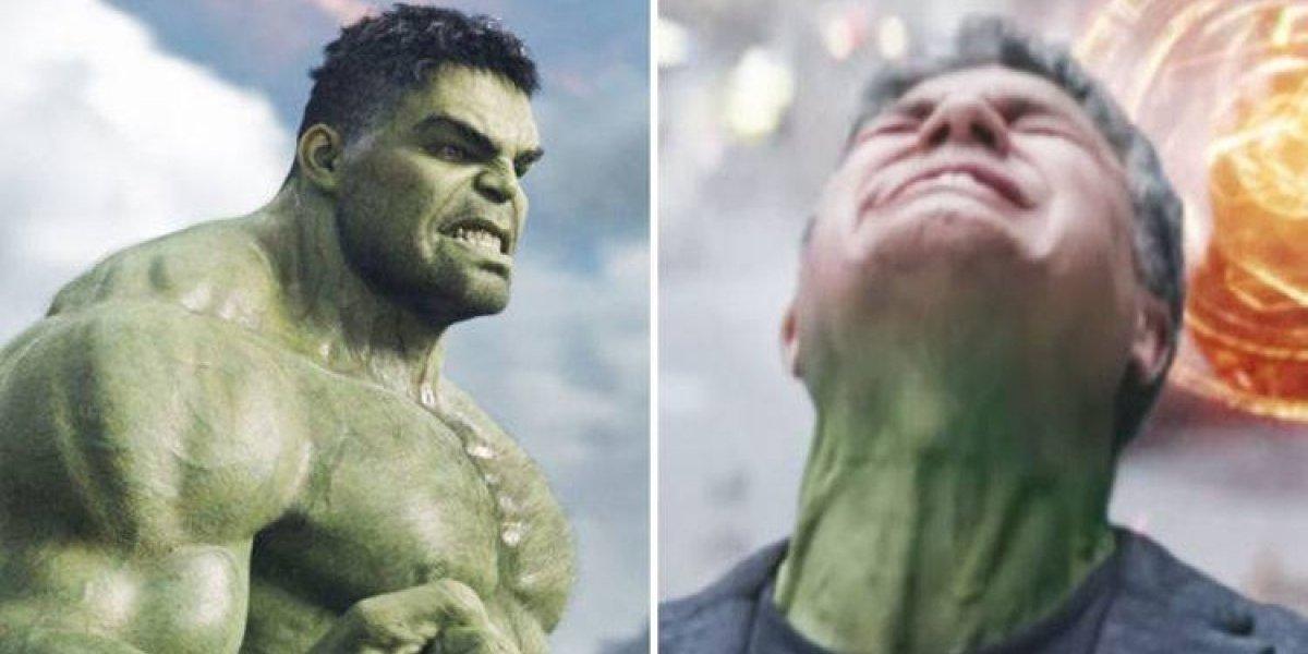Se confirma nuevo traje de Hulk tras la filtración de nueva imagen de Avengers: Endgame