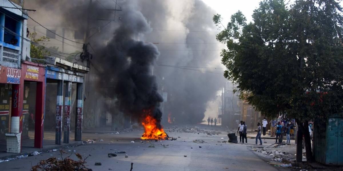 Caos en Haití: se cumple una semana de protestas antigubernamentales