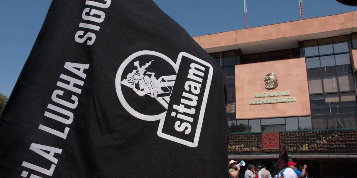 Reanudan negociaciones autoridades y SITUAM para solucionar conflicto