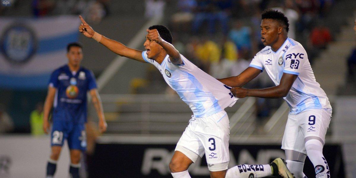 Liga pro Ecuador: Guayaquil City empata 1-1 al Macará de Ambato
