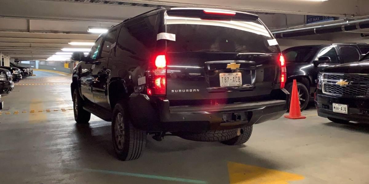 Gobierno de AMLO pondrá a subasta vehículos de lujo y blindados que utilizaba Peña y su equipo