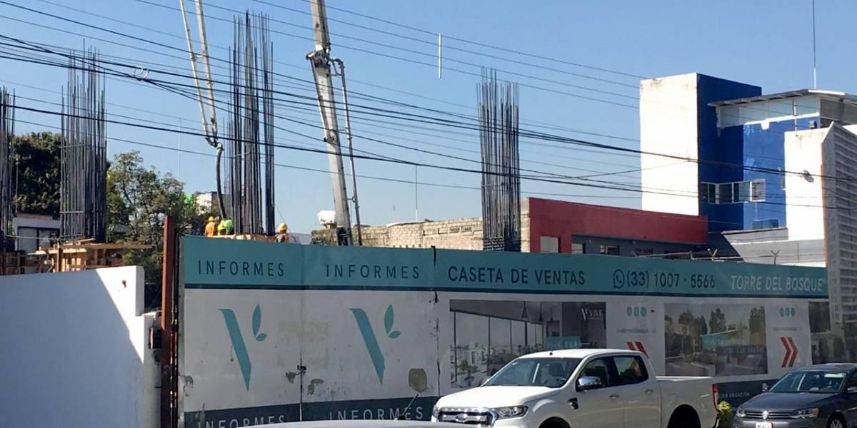 Afecta a Jardines del Bosque boom de construcciones verticales