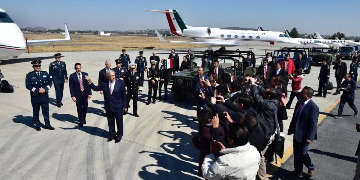 AMLO amplía plan aeroportuario para Hidalgo y AICM