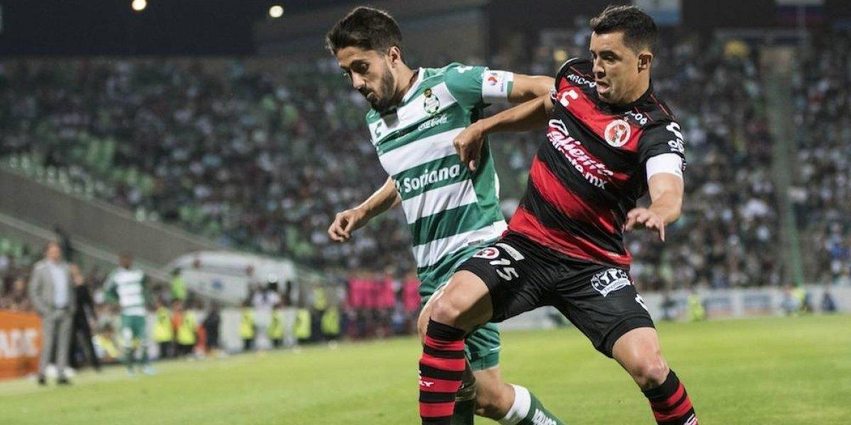 Jornada 6 tuvo 'aburrido' cierre con empate entre Santos y Xolos