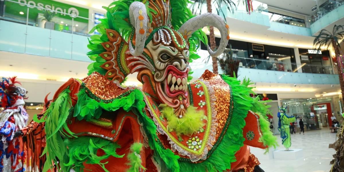 """""""Carnavales de mi tierra"""" un recorrido por nuestra identidad en Ágora Mall"""