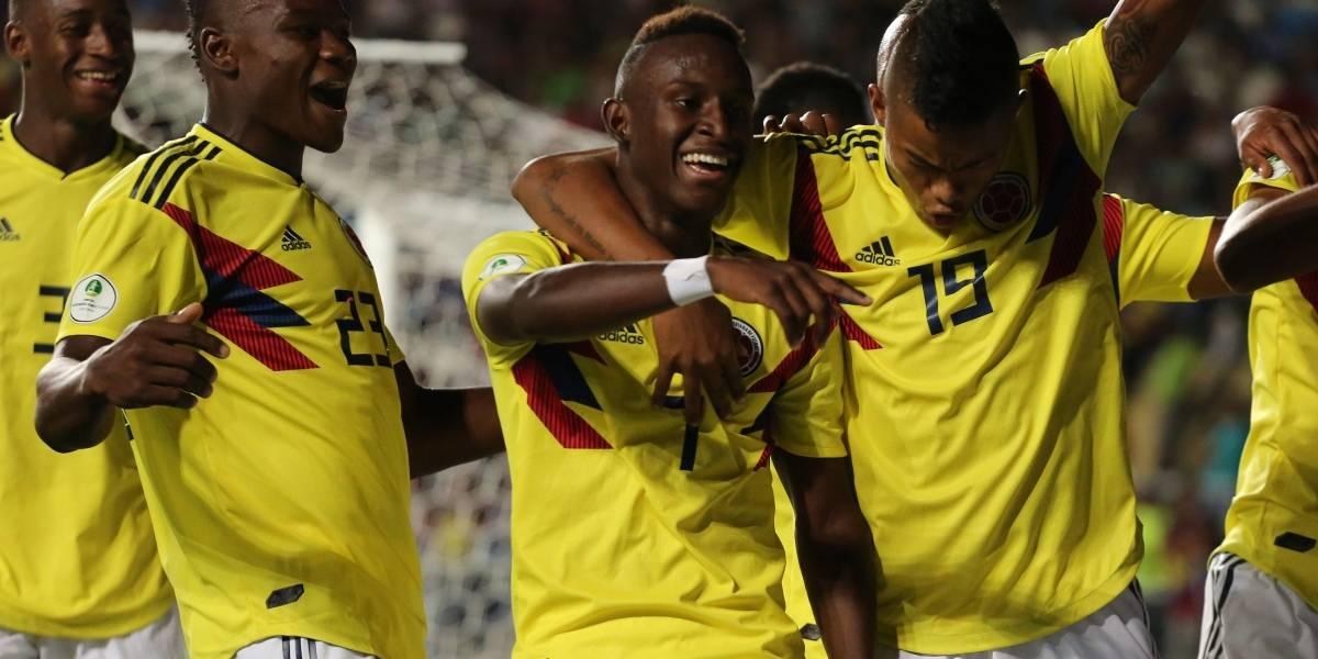 ¡A por el Mundial! Colombia se juega la vida ante Uruguay en el Sudamericano Sub-20
