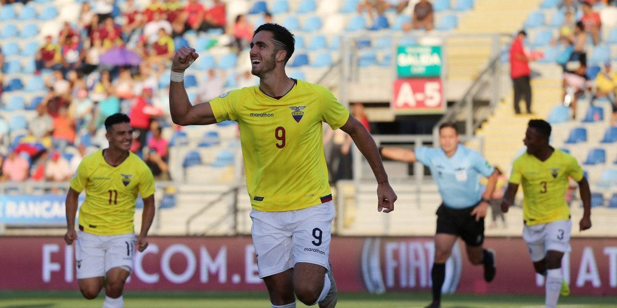 Sudamericano Sub 20-Chile 2019: Estos fueron los goles de Ecuador que lo llevaron al mundial de Polonia