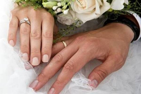Así fue el matrimonio más corto del mundo - Getty Images