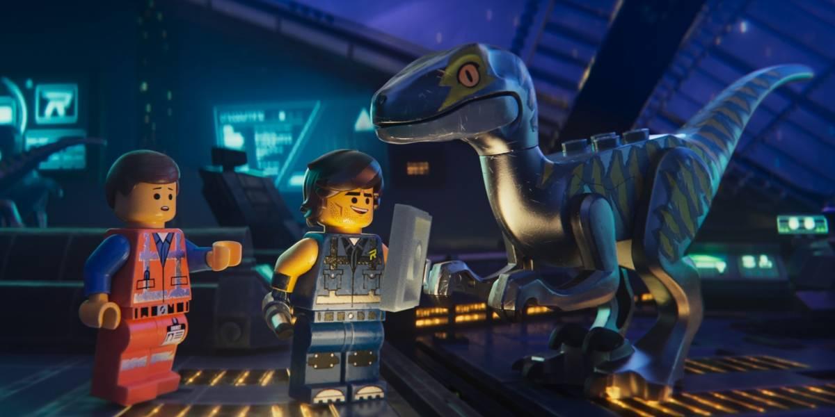 'Lego Movie' arrasa con la taquilla de los cines