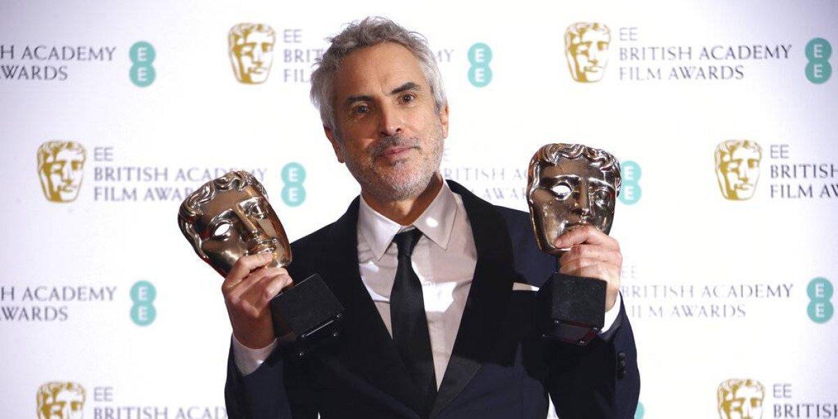 Roma y Cuarón hacen historia en los BAFTA 2019