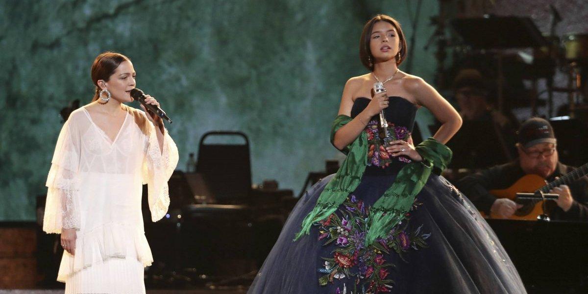 Luis Miguel y Zoé ganan en los Grammys