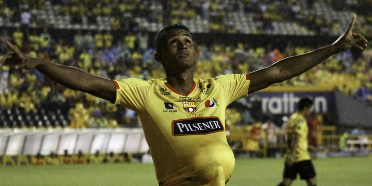 Liga pro Ecuador: Barcelona SC golea a los militares