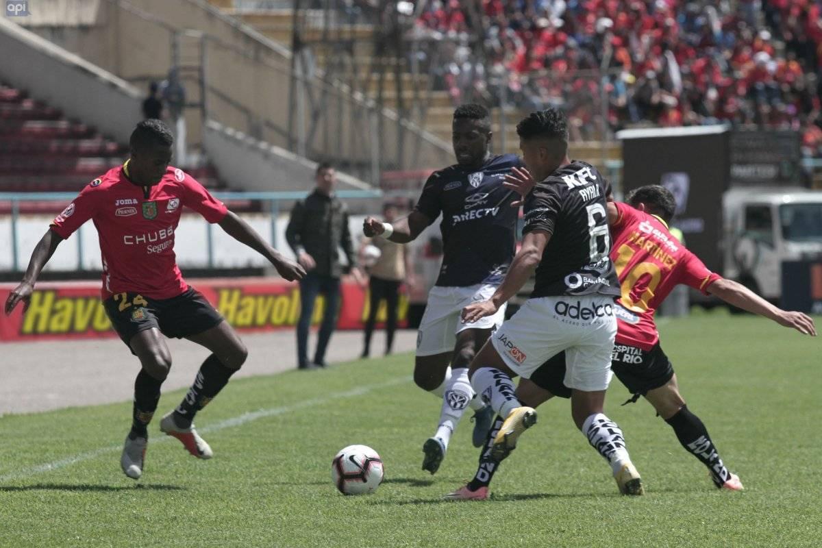 Cuenca vs Independiente