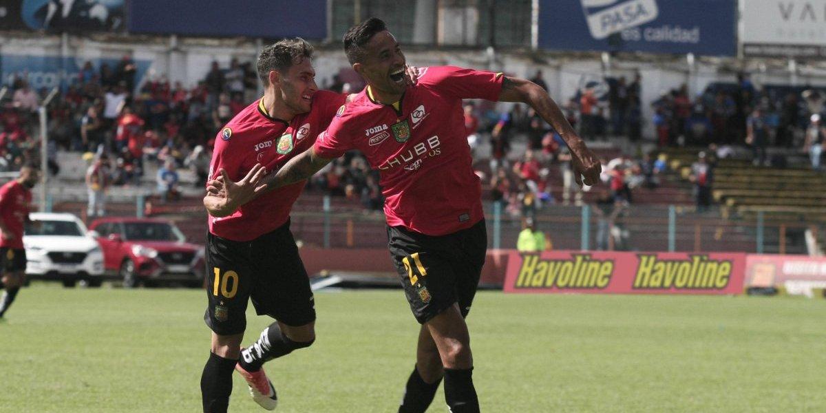 Liga pro Ecuador: El Deportivo Cuenca vence a Independiente del Valle