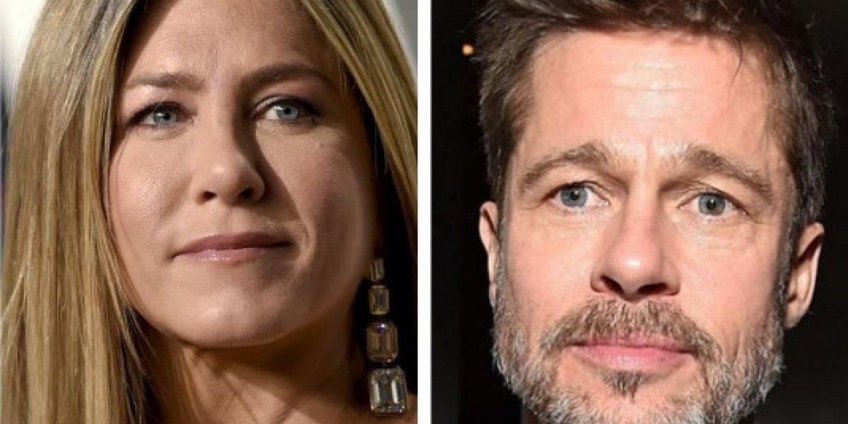 Jennifer Aniston llega a los 50 años; Brad Pitt asistió a su cumpleaños