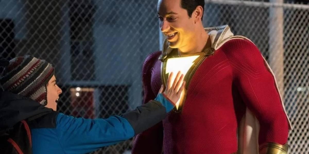Un cameo de Superman aparecerá en la cinta de Shazam!